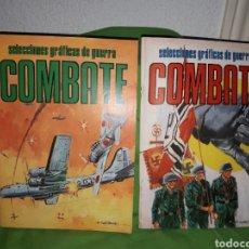 Tebeos: SELECCIONES GRAFICAS DE GUERRA COMBATE. Lote 156660558