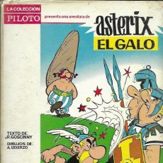 Tebeos: ASTÉRIX EL GALO. COLECCIÓN PILOTO. MOLINO, 1965. Lote 156846989