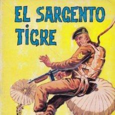 Tebeos: EL SARGENTO TIGRE Nº 1 - EDITORIAL VILMAR #. Lote 158135110
