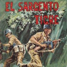 Tebeos: EL SARGENTO TIGRE Nº 5 - EDITORIAL VILMAR #. Lote 158135230