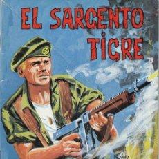 Tebeos: EL SARGENTO TIGRE Nº 6 - EDITORIAL VILMAR #. Lote 158135298
