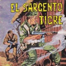 Tebeos: EL SARGENTO TIGRE Nº 8 - EDITORIAL VILMAR #. Lote 158135342