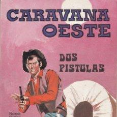 Tebeos: CARAVANA OESTE Nº 36 - CONTRAPORTADA RCF ESPAÑOL FEMENINO DE FUTBOL - EDITORIAL VILMAR #. Lote 158137214
