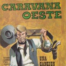 Tebeos: CARAVANA OESTE Nº 33 - CONTRAPORTADA IRIBAR ATLETHIC DE BILBAO - EDITORIAL VILMAR #. Lote 158137682
