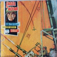 Tebeos: EDICIONES MANHATTAN Nº 14 - CASCO DE ACERO. Lote 158215234