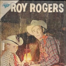 Tebeos: ROY ROGERS Nº 107 NOVARO 1961. Lote 158433081