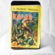 Tebeos: KALAR EL MUNDO PERDIDO Nº8 AÑO 1967. EDICIONES BOIXHER. 64 PAGINAS. BLANCO Y NEGRO. Lote 158623854