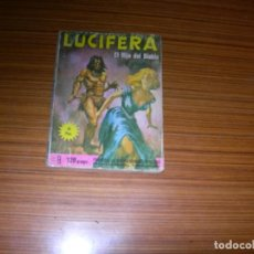 Tebeos: LUCIFERA Nº 3 EDITA ELVIBERIA . Lote 158717406