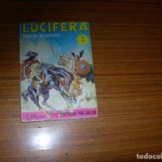 Tebeos: LUCIFERA Nº 13 EDITA ELVIBERIA . Lote 158717622