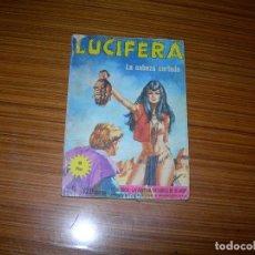 Tebeos: LUCIFERA Nº 9 EDITA ELVIBERIA . Lote 158717878