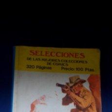 Tebeos: SELECCIONES DE COMICS - SELECCIONES DE LAS MEJORES COLECCIONES DE COMICS - TOMO 5. Lote 158728314