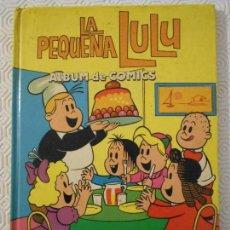 Tebeos: LA PEQUEÑA LULU. ALBUM DE COMICS. Nº 3. PARRAMON, 1984. TAPA DURA. COLOR. 45 PAGINAS. 340 GRAMOS.. Lote 159144038