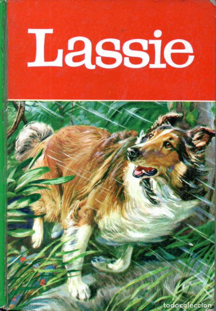 LASSIE (LAIDA, 1969) (Tebeos y Comics - Tebeos Otras Editoriales Clásicas)