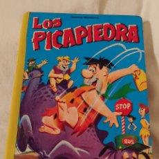 Tebeos: LOS PICAPIEDRA - HANNA-BARBERA - EDICIONES LAIDA/FHER, 1968. TAPAS DURAS. Lote 159431905