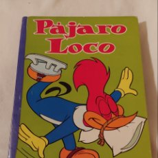 Tebeos: PAJARO LOCO, EDICIONES LAIDA - FHER, 1968. Lote 159432768