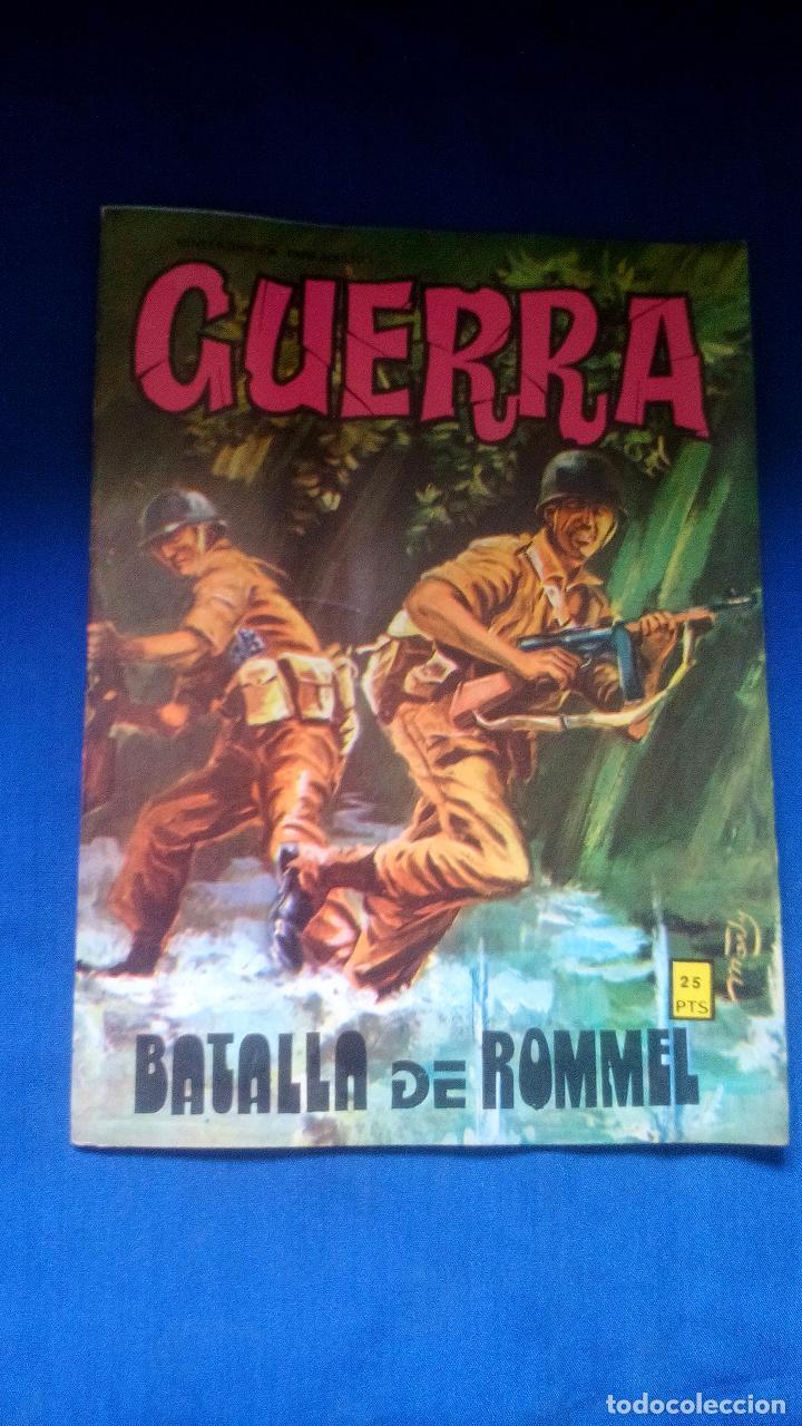 GUERRA - Nº30 - BATALLA DE ROMMEL - EDITORIAL VILMAR (Tebeos y Comics - Tebeos Otras Editoriales Clásicas)