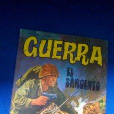 Tebeos: GUERRA - Nº29 - EL SARGENTO - EDITORIAL VILMAR. Lote 159475378