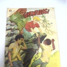 Tebeos: CUBA. ¡AVENTURAS!. AÑO II. Nº 22. MARZO 1967. EDICIONES EN COLORES. Lote 159494710