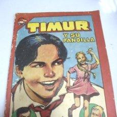 Tebeos: CUBA. TIMUR Y SU PANDILLA. COLECCION PUCHO. EDITORA ABRIL. 1986. Lote 159500310