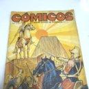 Tebeos: CUBA. LA REVISTA JUVENIL DE HISTORIETAS. COMICOS. Nº 2 DE 1990. EDICION FRANCISCO BLANCO. Lote 159502726