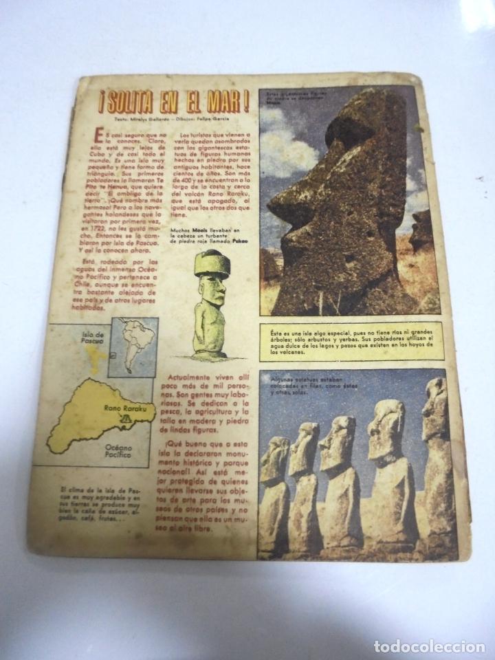 Tebeos: CUBA. TEBEO ZUNZÚN. Nº 97. ABRIL 1990 - Foto 2 - 159504290