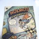Tebeos: CUBA. HISTORIETAS. HOLMOS. EDITORIAL PABLO DE LA TORRIENTE. 1989. Lote 159504762