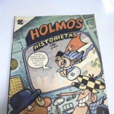 Tebeos: CUBA. HISTORIETAS. HOLMOS. EDITORIAL PABLO DE LA TORRIENTE. 1989 . Lote 159505022
