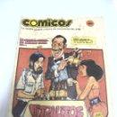 Tebeos: CUBA. LA REVISTA JUVENIL DE HISTORIETAS. COMICOS. Nº 8 DE 1989. VITRALITOS. Lote 159505242
