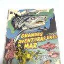 Tebeos: CUBA. HISTORIETAS GRANDES AVENTURAS EN EL MAR. EDITORIAL PABLO DE LA TORRIENTE. Lote 159505442