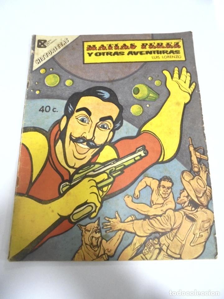 CUBA. HISTORIETAS. MATIAS PEREZ Y OTRAS AVENTURAS. LUIS LORENZO. MARZO 1988 (Tebeos y Comics - Tebeos Otras Editoriales Clásicas)