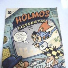 Tebeos: CUBA. HISTORIETAS. HOLMOS. EDITORIAL PABLO DE LA TORRIENTE. 1989 . Lote 159505614