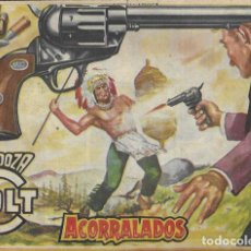 Tebeos: MENDOZA COLT Nº 76. ROLLAN 1959. Lote 159526836