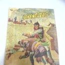Tebeos: CUBA. TEBEO. ¡AVENTURAS!. Nº 20. ENERO 1967. EDICIONES EN COLORES. Lote 159610738