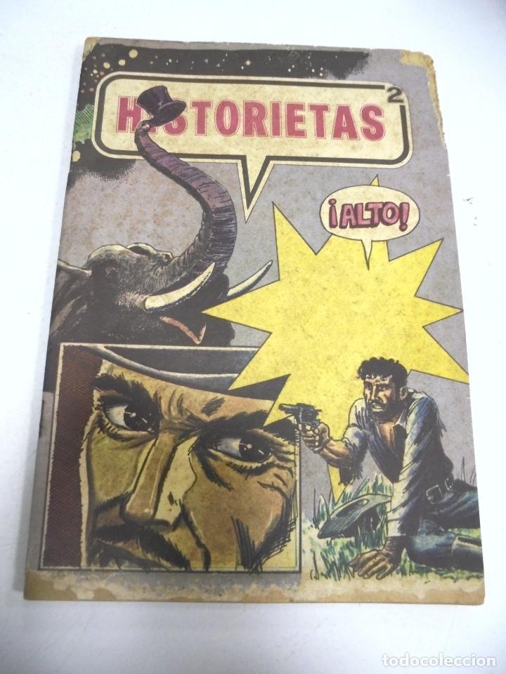 CUBA. TEBEO. HISTORIETAS 2. EDITORA GENTE NUEVA. 1977 (Tebeos y Comics - Tebeos Otras Editoriales Clásicas)