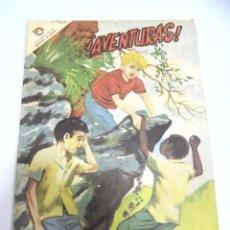 Tebeos: CUBA. TEBEO. ¡AVENTURAS!. Nº 22. MARZO 1967. EDICIONES EN COLORES. Lote 159612626