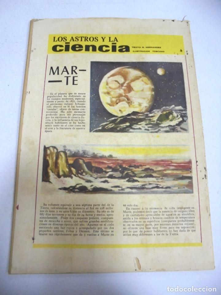 Tebeos: CUBA. TEBEO. FANTASTICO. Nº 6. JUNIO 1967. EDICIONES EN COLORES - Foto 2 - 159612922