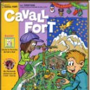 Tebeos: CAVALL FORT Nº 1305 / 06. Lote 159775622