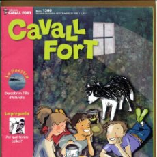 Tebeos: CAVALL FORT Nº 1300. Lote 159775846