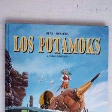 Tebeos: LOS POTAMOKS Nº 1 TIERRA INCOGNITA - SFAR . MUNERA - GLÉNAT 2001. Lote 160185606