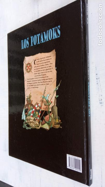 Tebeos: LOS POTAMOKS Nº 1 TIERRA INCOGNITA - SFAR . MUNERA - GLÉNAT 2001 - Foto 4 - 160185606