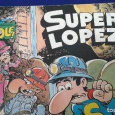 Tebeos: SUPER LOPEZ- 1990. Lote 160311394