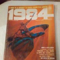 Tebeos: COMIC 1984 NÚMERO 33 TOUTAIN EDITOR. Lote 160392637