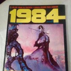 Tebeos: COMIC 1984 NÚMERO 16 TOUTAIN EDITOR. Lote 160394250