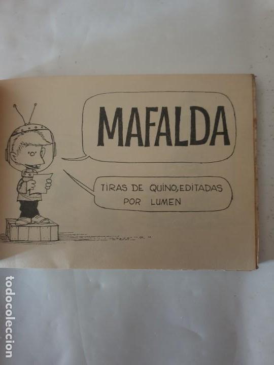 Tebeos: 2 MAFALDAS - Foto 3 - 160732066