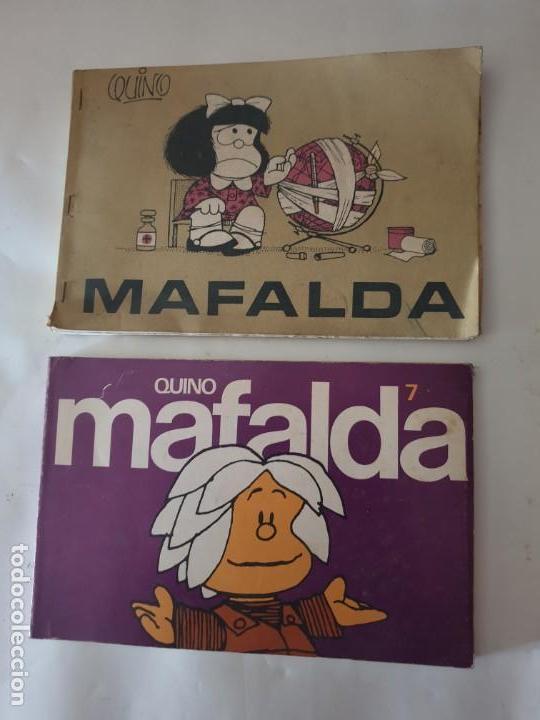 2 MAFALDAS (Tebeos y Comics - Tebeos Otras Editoriales Clásicas)