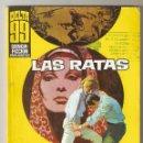 Tebeos: DELTA 99 - Nº 7 - LAS RATAS - EDITADO POR I.M.D.E - 1968 -. Lote 160821778