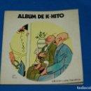 Tebeos: (M5) ALBUM DE K-HITO , 1 EDICION 1973 , EDC MARTE , BARCELONA, MUY ILUSTRADO, . Lote 161125038
