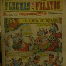 Tebeos: FLECHAS Y PELAYOS. Lote 161419106