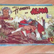 Tebeos: COMANDO ROY Nº 3 LOS HOMBRES SIN ALMA (ORIGINAL SIMBOLO) (COIM27). Lote 161882542