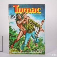 Tebeos: CÓMIC TUMAC - PAÍS DE BANDIDOS / RUTA A CAMPO VERDE - Nº 15 - EDITORIAL DALMAU SOCIAS DS - AÑO 1979. Lote 162018874